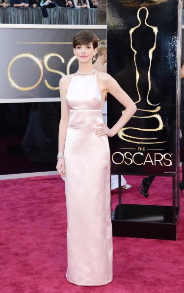 Anne Hathaway Wore Prada