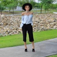 Mules + Culottes || SheIn collaboration